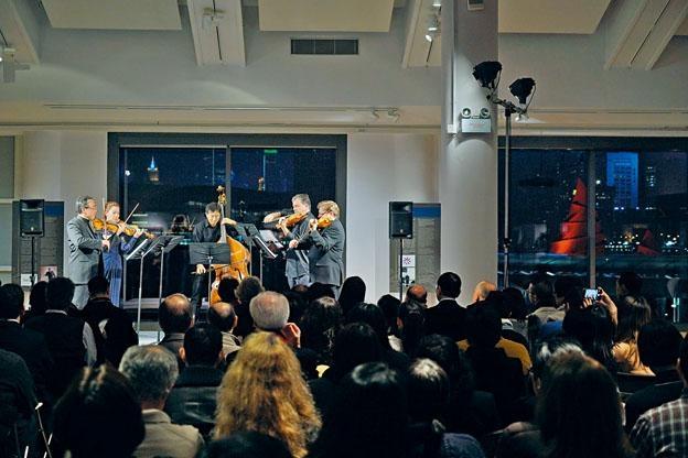 音樂節曾於香港海事博物館演出,反應熱烈。