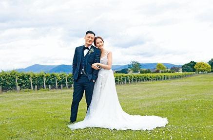 ■余文樂與王棠云在香港正式註冊結婚。
