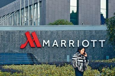 ■位於浙江杭州的萬豪酒店。