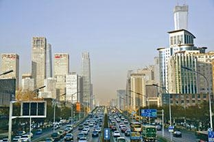 ■北京啟動空氣重污染橙色預警。
