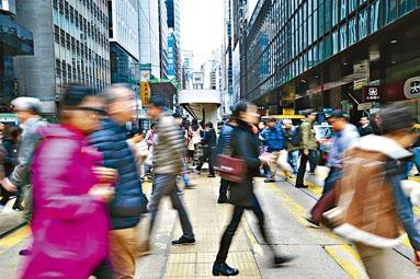 ■一項調查指八成五的租住私樓市民對租金負擔表示「非常重」和「有些重」。