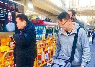 涉案兩名受聘於TBR的司機梅志輝及譚學斌。
