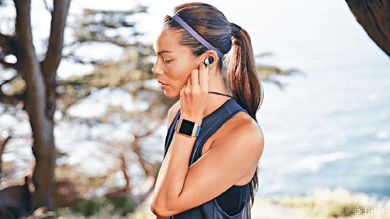 Fitbit手表運動強化