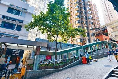 資策中環些利街2至4號商廈,意向呎價3萬元。
