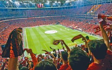 伊斯坦堡  球迷朝聖記