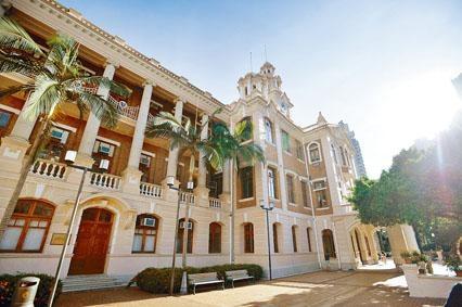 港大在《泰晤士報高等教育》亞洲大學排行榜中排第四,比去年升一位。