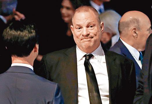 淫魔監製Harvey爆出多宗性醜聞後,終被紐約州正式起訴。