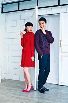 陳漢娜與韓國靚仔拍廣告,自言未有過電。