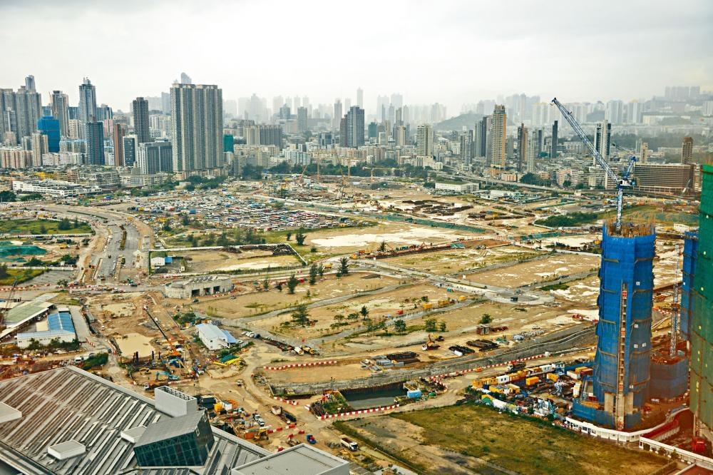 海航旗下的香港國際建投,出售啟德6565號(1K區3號)及6562號(第1L區3號)地皮給恒地。