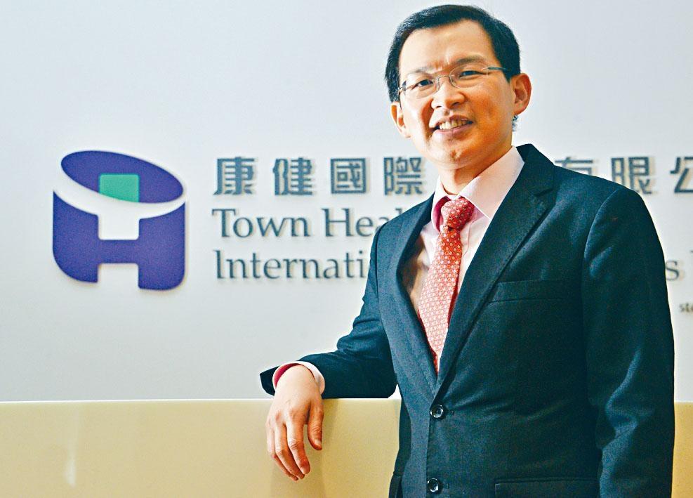 康健國際創辦人曹貴子。
