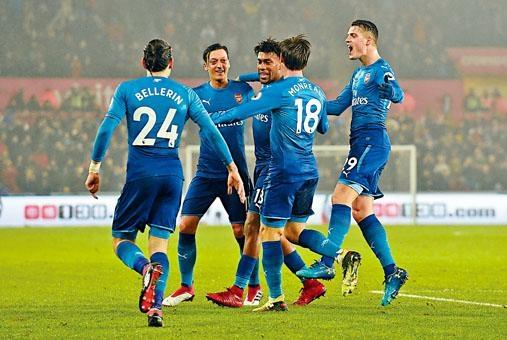 阿仙奴專心爭逐歐霸盃冠軍,希望藉此殺入下季歐聯。