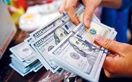 美元走勢反覆,美匯指數見回升。