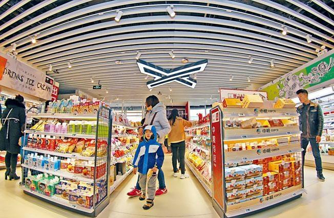 京東集團逐步壯大旗下業務,以拓展銷售電子化的發展領域。