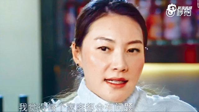 謝杏芳首次接受訪問講林丹偷食事件。