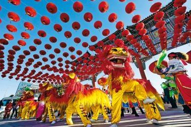 北京細味賀歲廟會文化