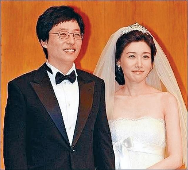 ■劉在石結婚十年,其妻傳出懷第二胎喜訊。資料圖片
