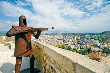 西班牙阿利坎特 古堡尋幽