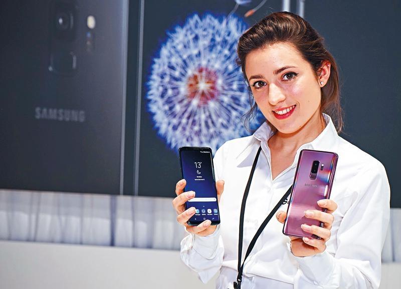 巴塞實試  Galaxy S9攝力爆升