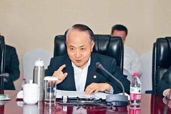 王志民表示,堅定維護「一國兩制」憲制秩序,香港「政治霧霾」定會消除。