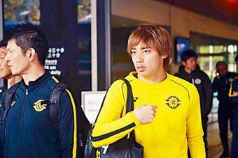 朱志光大讚伊东纯也是亚洲顶级前锋之一。