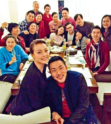 祖兒與劉浩龍近月已再不見拍拖出席好友飯局。