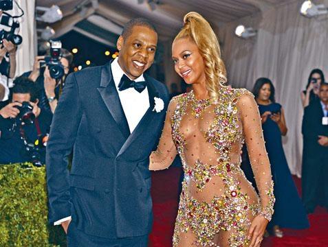 Beyonce與老公Jay Z宣布再次合作開騷。