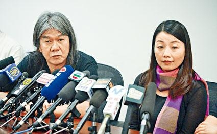 民主派曾有意見提出劉小麗放棄上訴,長毛的則維持上訴。