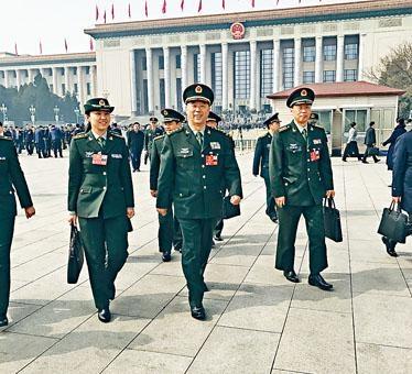 陸軍司令韓衛國支持成立退役軍人事務部。