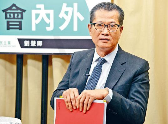 財政司司長陳茂波昨日表示考慮引入空置稅的同時,亦強調不會推行租金管制。