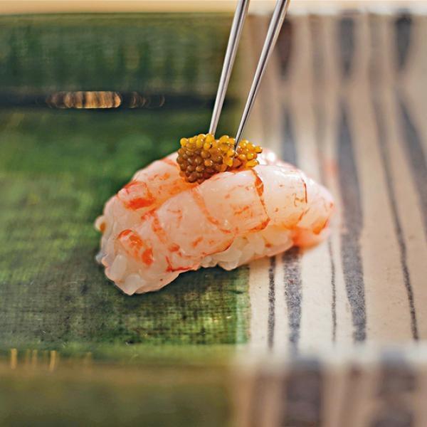 名廚華麗壽司