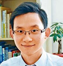 ●註冊中醫師陳洛志。
