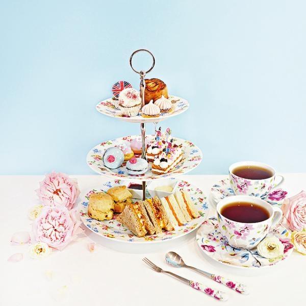 英倫風下午茶