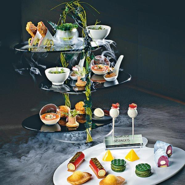 法式花香下午茶