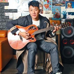 重返樂壇開個唱 劉浩龍 歌影雙棲:更有安全感