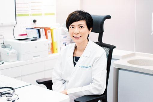 養和醫院家庭醫學專科鄭嘉怡醫生。