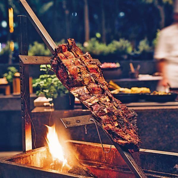 阿根廷燒烤大餐
