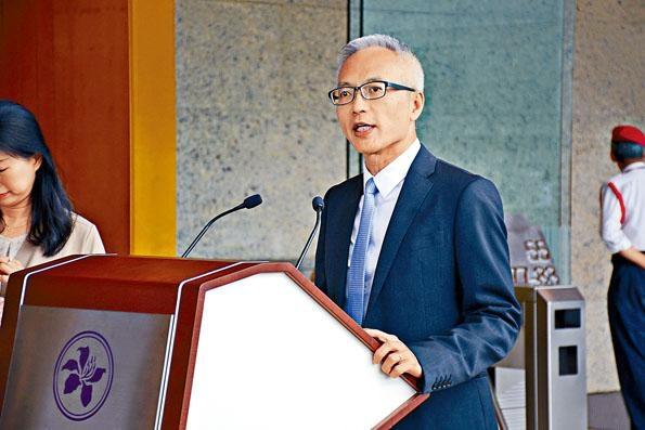 ■金管局副總裁李達志昨表示,不排除港匯會再次觸及七點八五水平。
