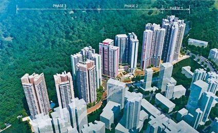 ■房協昨呈交優化計畫申請,共改建九幢住宅,其中三幢擬改作資助出售房屋。