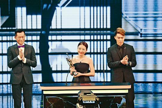 彭秀慧憑《29+1》摘下新晉導演獎。
