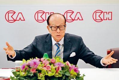 長和系主席李嘉誠事隔三年再斥6.11億元增持長實股份。