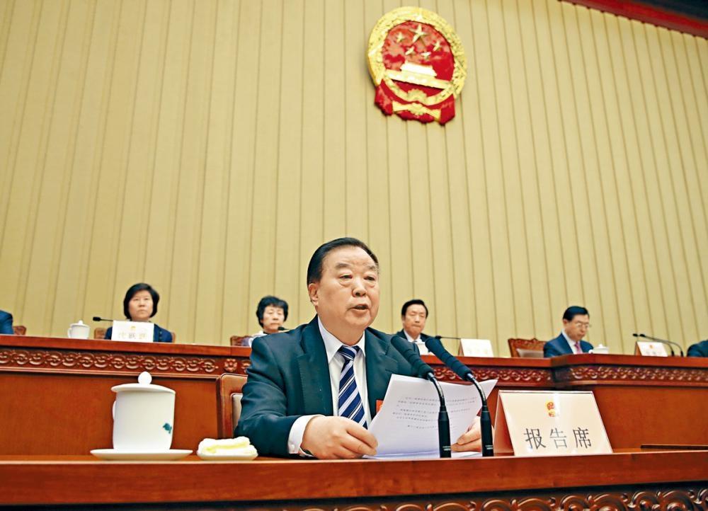 ■喬曉陽將於周四訪港,並於周五為特區問責官員及高級公務員舉行《基本法》座談會。