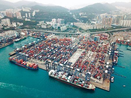 ■貨櫃碼頭上蓋發展方案納入概念性選項。
