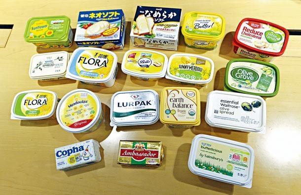 ■ 十八款驗出含有環氧丙醇及3- MCPD的人造牛油。