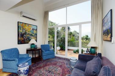 以4380萬元放售逾三千呎花園早禾居高曠雅廳開揚舒適