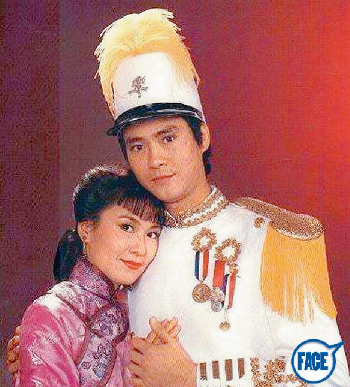 ■李司棋及鄭少秋主演的《流氓皇帝》當年極受歡迎。