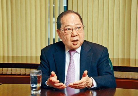 梁志堅表示,政府在考慮有關措施時,須考慮多方面因素。