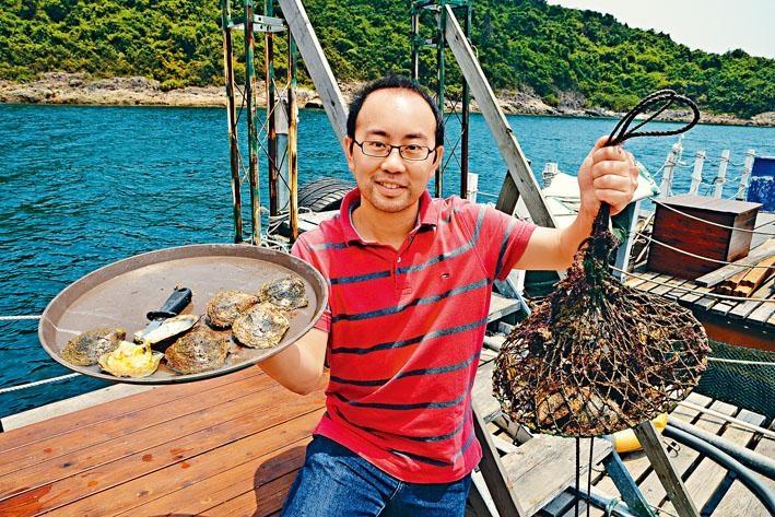「福井真珠」負責人David Wong希望藉教學和工作坊,讓大眾多認識和了解珍珠。