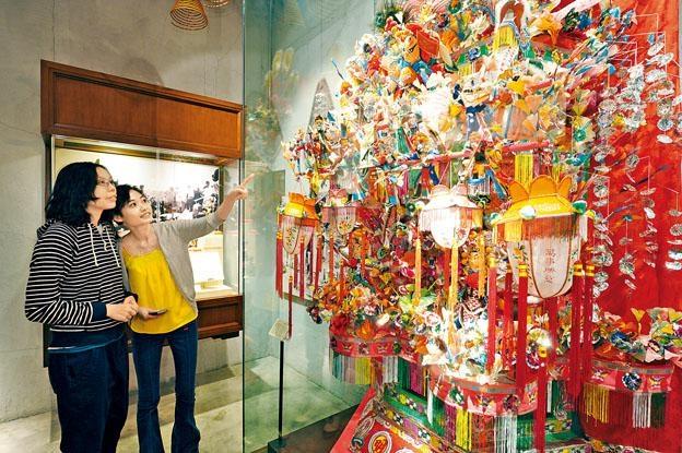 市民可趁「香港國際博物館日」,免費細賞逾二十所博物館及文博單位的展覽。