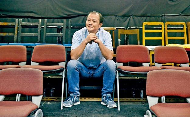 同流藝術總監鄧偉傑。