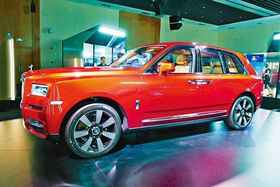 ●新車預覽會在北京時間博物館閉門舉行,廠方邀請約三十位來自內地、香港、日本及新加坡傳媒參與其中。